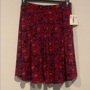 NWT Lularoe Madison Skirt Size M